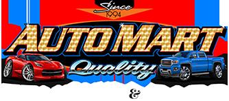 Auto Mart Quality Trucks & Cars Logo