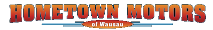 Hometown Motors of Wausau Logo