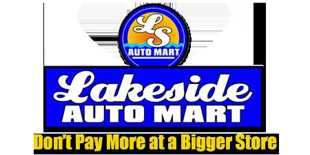 Lakeside Auto Mart Logo