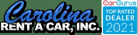 Carolina Rent A Car, Inc. Logo