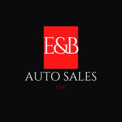 E & B Auto Sales Logo