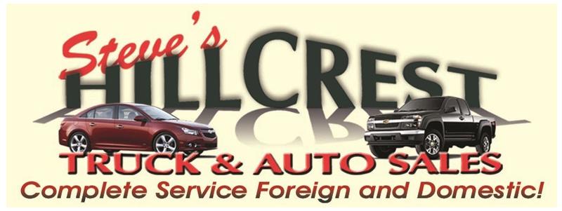 Steve's Hillcrest Truck & Auto Service Logo