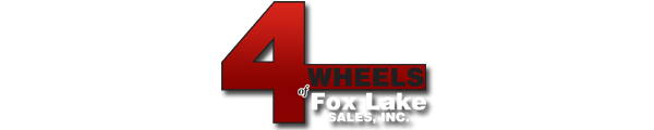 4 Wheels of Fox Lake Logo