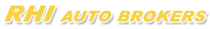 RHI Auto Brokers Logo