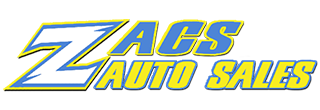 Zacs Auto Sales Logo
