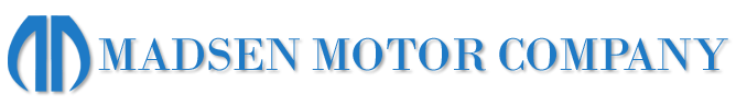 Madsen Motor Company Inc. Logo