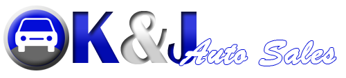 K & J Auto Sales Logo