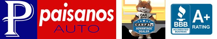 Paisanos Auto Logo