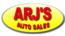 ARJ's Auto Sales  Logo