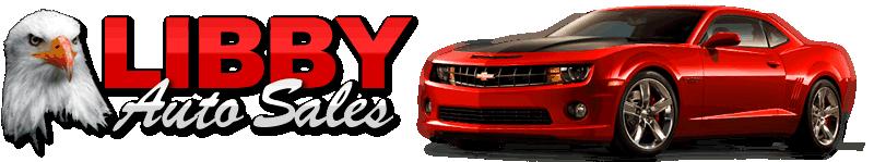 Libby Auto Sales Logo