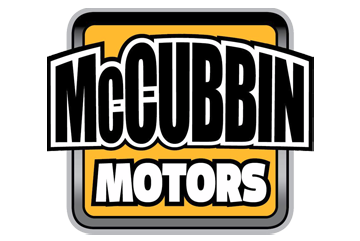 McCubbin Motors Logo