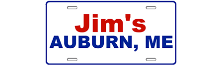 Jim's Auto Sales Logo