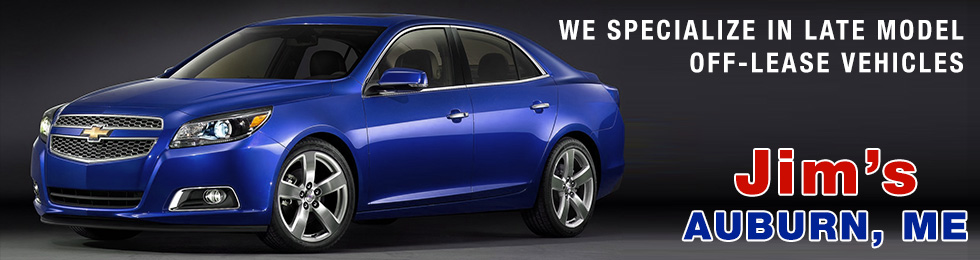 We specialize in late model off-lease vehicles