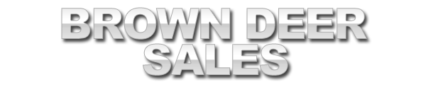 Brown Deer Sales Logo
