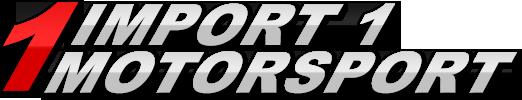 Import 1 Motorsport Logo