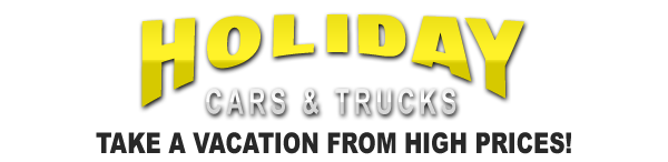 Holiday Cars & Trucks Logo