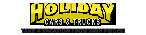 Holiday Cars & Trucks Logo