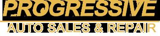 Progressive Auto Sales Logo