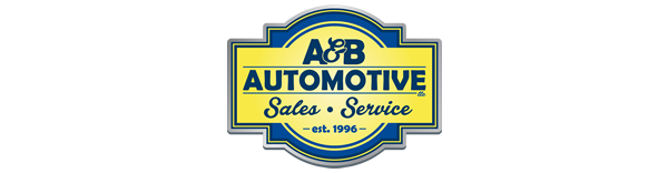A & B Automotive Logo