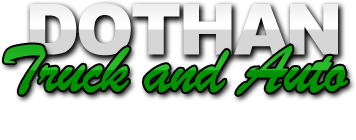 Dothan Truck and Auto Logo