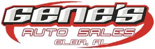 Gene's Auto Sales LLC Logo