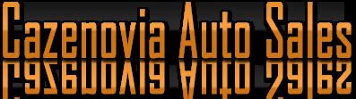 Cazenovia Auto Sales Logo