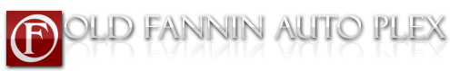 Old Fannin Auto Plex Logo