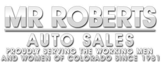 Mr. Roberts Auto Sales Logo