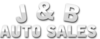 J and B Auto Sales Logo