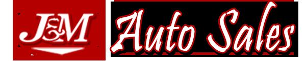 J & M Auto Sales Logo