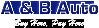 A & B Auto Logo