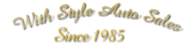 With Style Auto Sales Logo