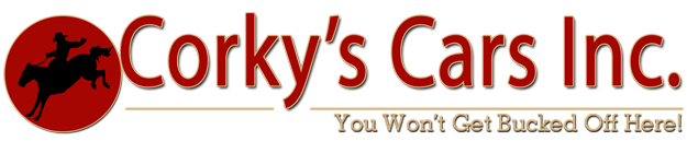 Corky's Cars Inc. Logo