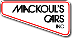 MacKoul's Cars Inc. Logo