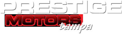 Prestige Motors Tampa Logo