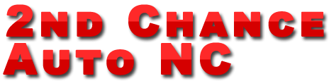 2nd Chance Auto NC Logo