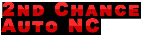 2nd Chance Auto NC Logo