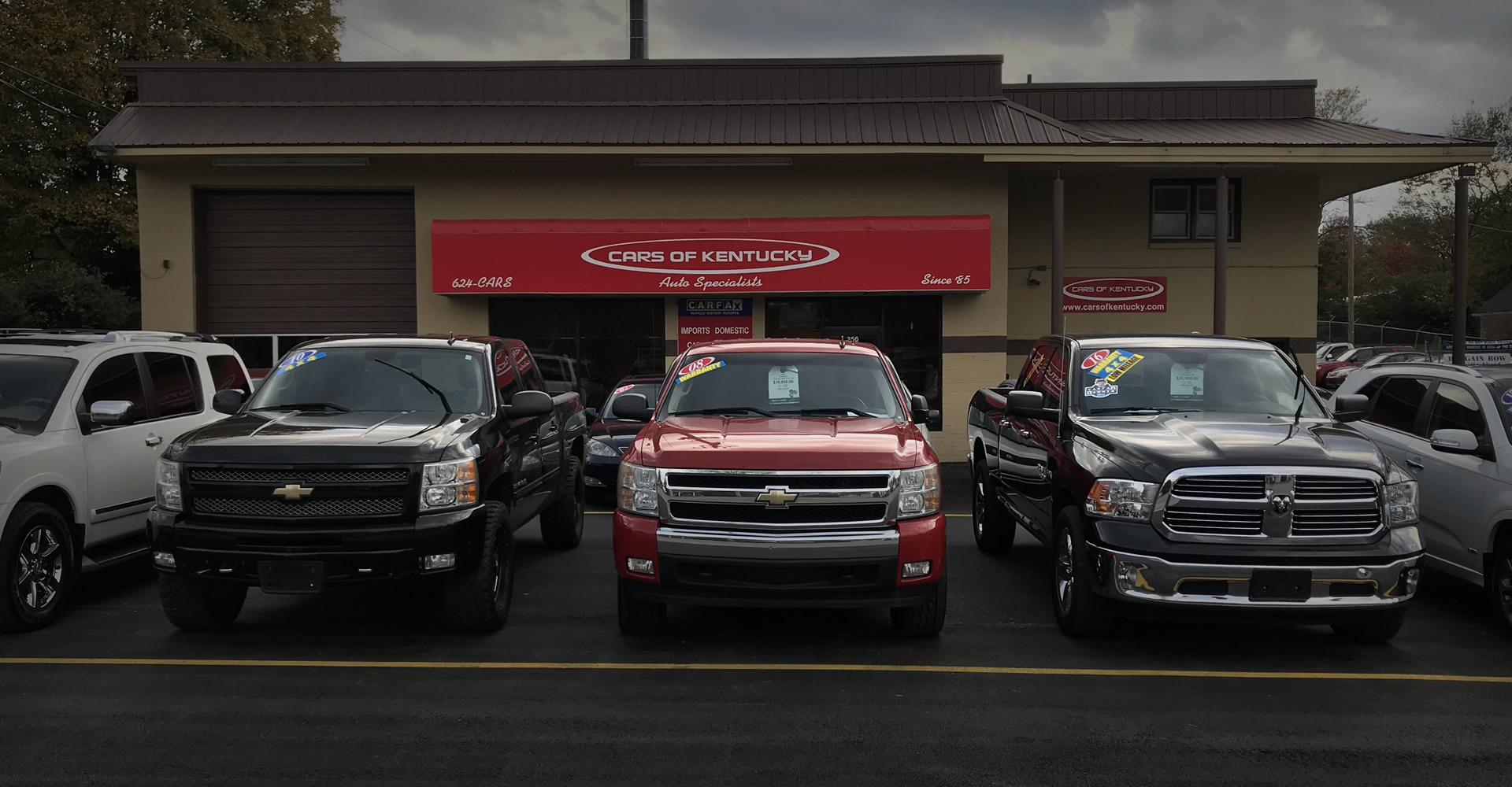 Toyota Richmond Indiana >> Used Cars Richmond Ky Used Cars Trucks Ky Cars Of Kentucky