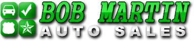 Bob Martin Auto Sales Logo