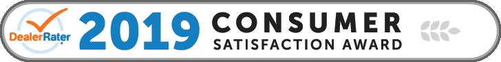 Dealer Rater Consumer Satisfaction 2019