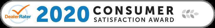 Dealer Rater Consumer Satisfaction 2020
