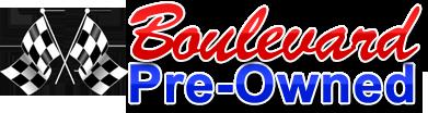 Boulevard Pre-Owned Logo