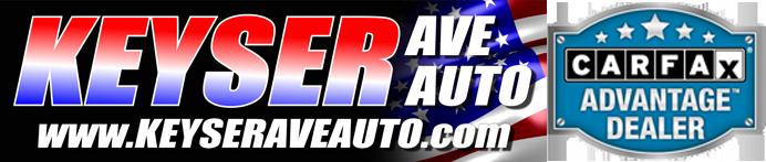 Keyser Avenue Auto Sales Logo