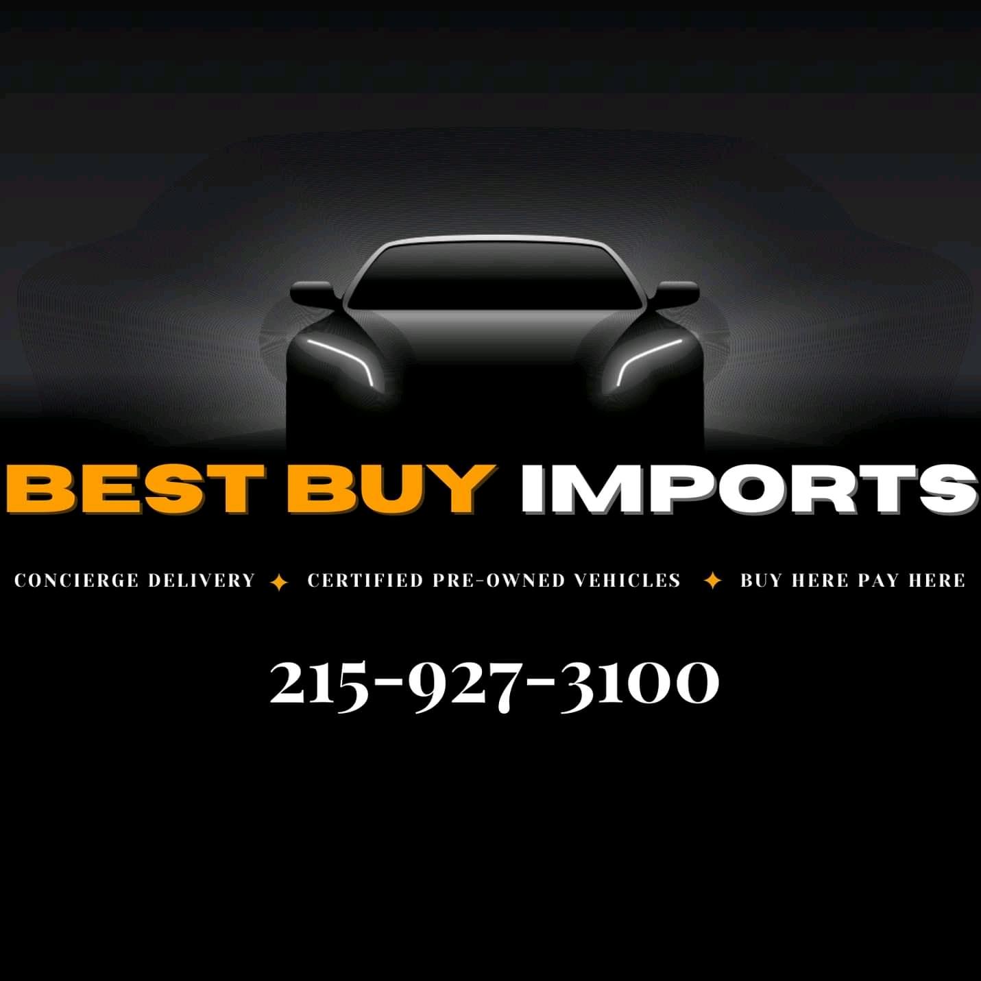 Best Buy Imports Logo