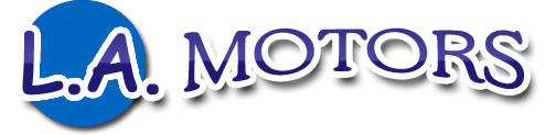 L. A. Motors Boulder Hwy. Logo