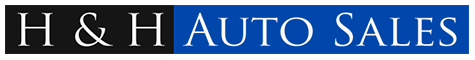 H & H Auto Sales Galax Logo