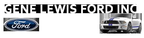 Gene Lewis Ford Inc. Logo