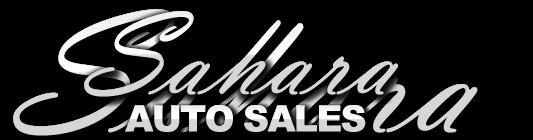 Sahara Auto Sales Logo