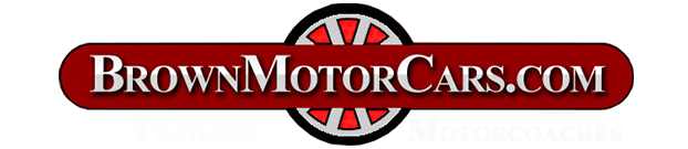 Brown Motorcars Logo
