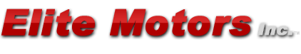 Elite Motors Inc. Logo